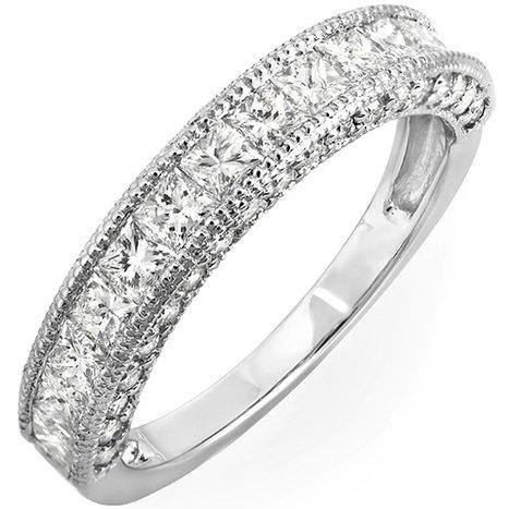 Best Diamond Platinum Wedding Eternity Ring for Women 2015 | Wedding Planning Ideas and Wedding Themes | Scoop.it