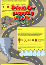 Doomsday prepping supplies | Useful stuffs | Scoop.it