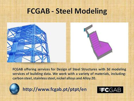 FCGAB - Steel Modeling Service   FCGAB - Steel Detailing   Scoop.it