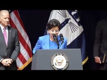 Penny Pritzker Sworn in as 38th U.S. Secretary of Commerce | Department of Commerce | Global Trade and Logistics | Scoop.it