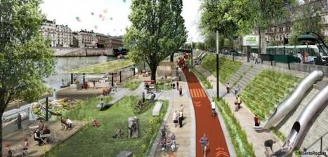 A quoi ressemble le Paris du futur ? | Les malls & autres grands projets | Scoop.it