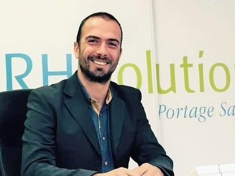 Bordeaux : Le portage salarial accueille Jérôme Bucher, Directeur RH Solutions   Portage salarial RH Solutions   Scoop.it
