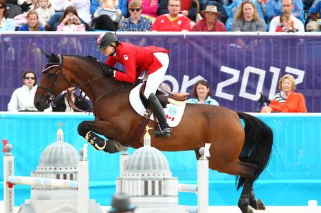 Victor, le cheval de Tiffany Foster (Can) disqualifié | RTBF Sport | JO 2012 - Equitation | Scoop.it