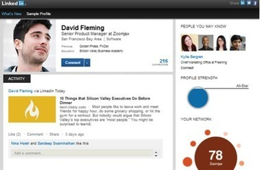 The New LinkedIn Brings Sexy Back To Business   Digital Marketer   It's just smarter   Local SEO, Reputation Management, and Guerilla Marketing Online   Scoop.it