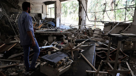 'War crimes against healthcare': Syrian govt, rebels deliberately target hospitals – UN report | crime | Scoop.it