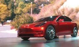 Tesla Motors receives $10bn in Model 3 pre-orders in just two days | Renewable energy | Scoop.it