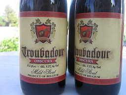 Brewery Troubadour (the Musketeers) - Obscura beer review   Beer   Scoop.it