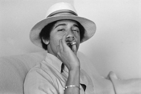 A User's Guide To Smoking Pot With Barack Obama | Midnight Rambler | Scoop.it