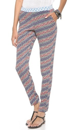 Tigerlily Indienne Pants |SHOPBOP | Save up to 30% Use Code BIGEVENT14 | modern time | Scoop.it