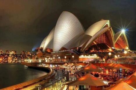 Twitter / GlobePosts: Opera House, Sydney Australia ... | Australia Travel Ideas | Scoop.it