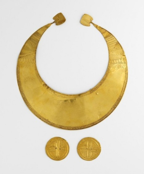 Gold trade in the British Isles dates back 4500 years, archaeologists find | Histoire et archéologie des Celtes, Germains et peuples du Nord | Scoop.it