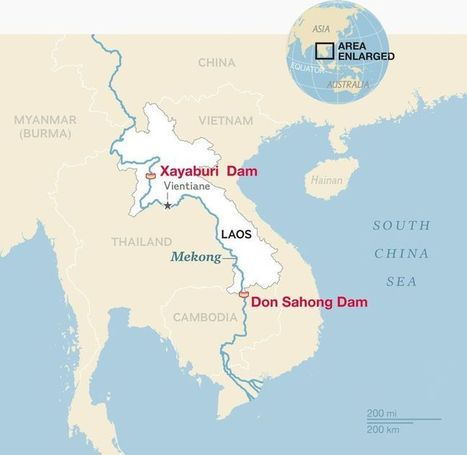 Dam Projects Ignite a Legal Battle Over Mekong River's Future | Sustain Our Earth | Scoop.it