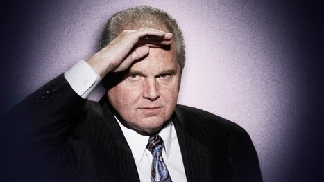Rush Limbaugh Is In Ruins - Bad News Coming From Every Direction - Including The Right | Daily Crew | Scoop.it
