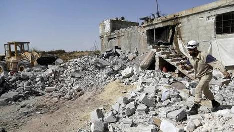 Russia's airstrikes in Syria are playing well at home - CBS News | CLOVER ENTERPRISES ''THE ENTERTAINMENT OF CHOICE'' | Scoop.it