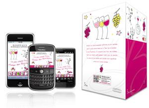 Le vignoble Bordelais lance son site mobile   Le smartphone au service du vin   Scoop.it