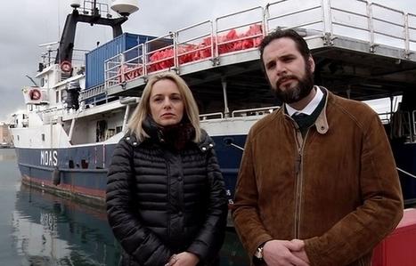 Un couple de millionnaires tente de sauver les migrants en détresse en mer   Efficycle   Scoop.it
