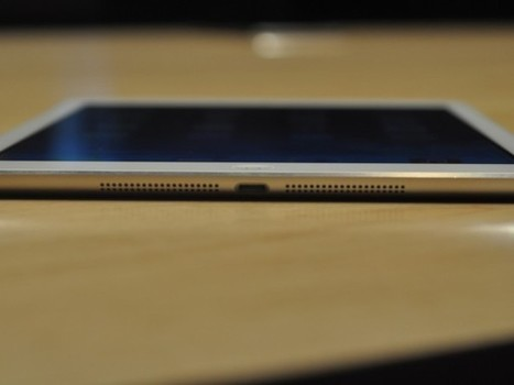 iPad Air hands-on review: slimmed down, powered up | Stuff | Technology | Scoop.it