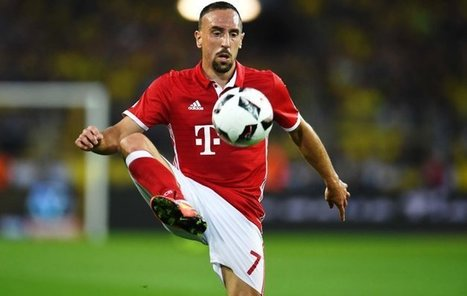 Bayern Munich: le but «à la Messi» de Ribéry   SEN360.FR   Actualité au Sénégal   Scoop.it