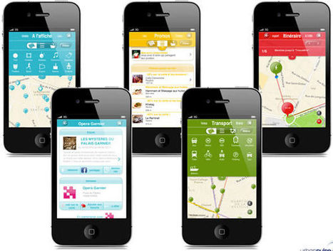 Urban Pulse, toute la ville qui bouge dans sa poche [billet sponsorisé] | Solution numériques pour les touristes | Scoop.it