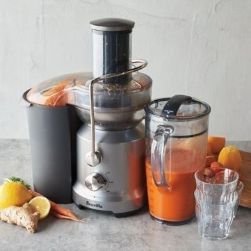 Breville Juice Fountain Cold Juicer | Kitchen Stuff | Scoop.it