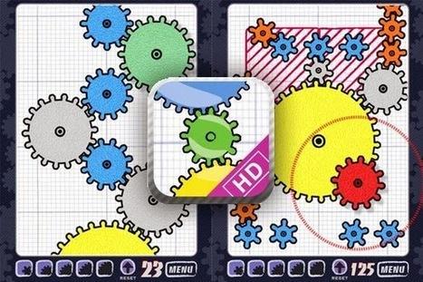 Geared y Gears and Chains, dos juegos sobre engranajes   tecno4   Scoop.it