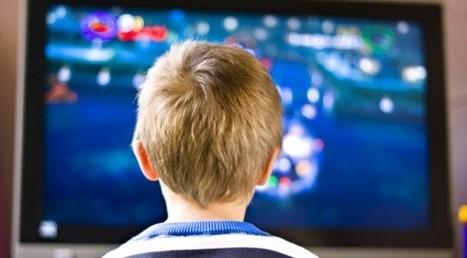 Spot&Social. I bambini crescono imitando gli adulti (video) - Key4biz | Giochi e cartoni | Scoop.it