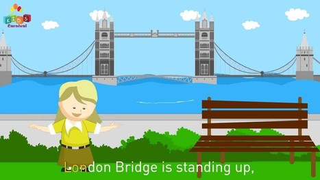 Children English Nursery Rhyme Lyrics   Kids Nursery With Fun Facts!   Scoop.it