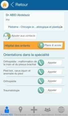 Le CHU de Toulouse lance son application mobile | Aie-Santé | Scoop.it