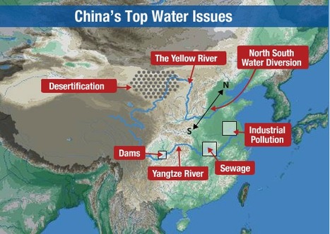 China From the Inside: China's Top Water Issues | China's Water Crisis | Scoop.it