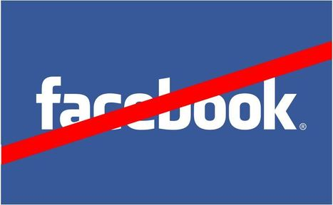 5 Raisons pour que votre entreprise ne soit pas sur Facebook | usages du numérique | Scoop.it