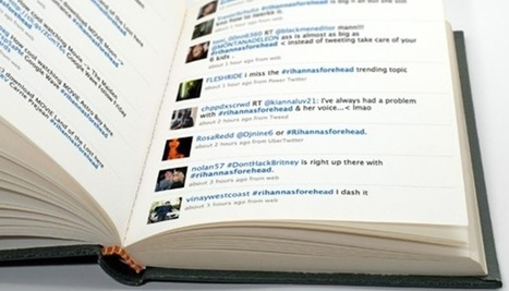 Le storytelling s'attaque à Twitter | Transmedia content & storytelling [Fr] | Scoop.it