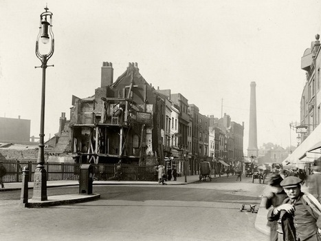 Mysterious Spitalfields Photos Go On Show   Building and construction news in and around London   Scoop.it