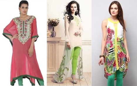 5 Indian Ethnic Wear Trends Being Loved in 2015 | medyatonya.com | Online discount coupons - CouponsGrid | Scoop.it
