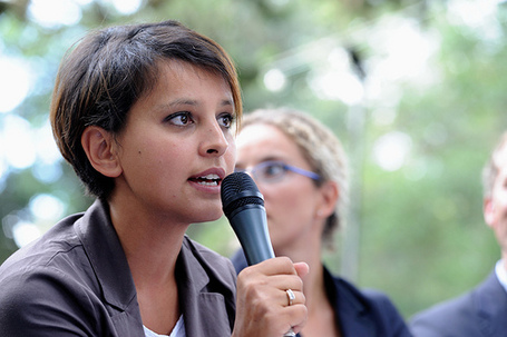 Fêtes Jeanne d'Arc : l'interview de Najat Vallaud-Belkacem | @grand_rouen | Rouen | Scoop.it