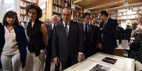 D'un chantier arlésien à l'autre, le Président joue les médiateurs public-privé | Projet Fondation Luma Arles | Scoop.it