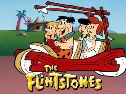 Growing Up With The Flintstones-Life in the Past | Kids Clothing | Scoop.it