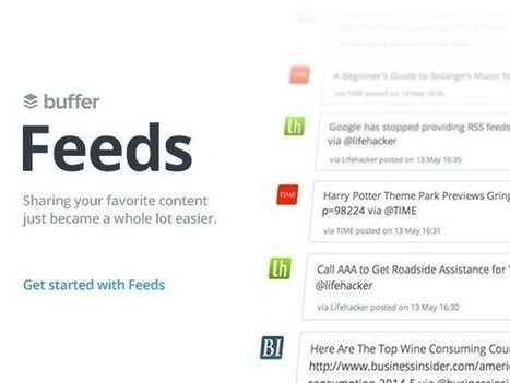 New Feeds: Share Links From Your Favorite Sites Right Inside Buffer! | Tech Education | スリランカにて、英語ベースのプログラミング学校開校! | Scoop.it