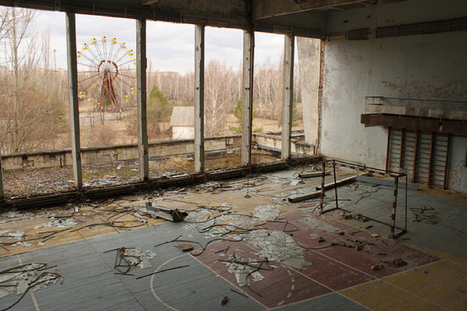50 Pictures Of Chernobyl 25 Years After The Nuclear Disaster | Geography 400 at ric | Scoop.it