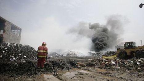 Ministerio de Educación no repone laptops quemadas | la educacion en el perú | Scoop.it