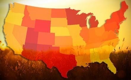 The Heat is On: U.S. Temperature Trends   Climate Central   Développement durable et efficacité énergétique   Scoop.it