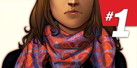 Marvel's Muslim Girl Superhero Is AWESOME | Identifying | Scoop.it