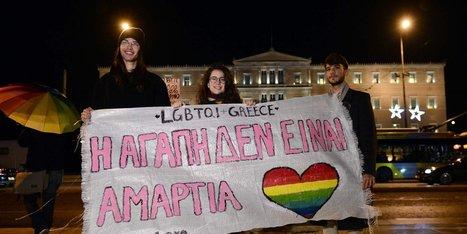 Grecia aprueba la ley de uniones homosexuales | Foto: El amor no es pecado | EURICLEA | Scoop.it