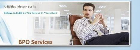 Aldiablos Infotech pvt ltd- BPO Services For Success in Business | Unique website Designing organization India | Scoop.it