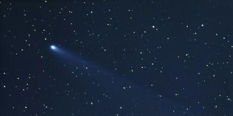Une expérience confirme le rôle des comètes dans l'apparition de la vie sur Terre | Beyond the cave wall | Scoop.it