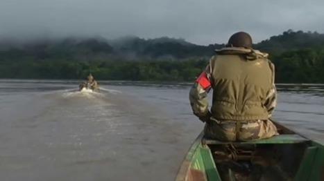 L'orpaillage illégal en nette diminution sur le territoire guyanais - guyane 1ère | Guyane orpaillage illégal | Scoop.it