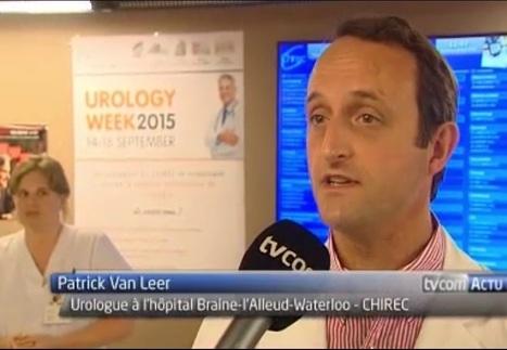 Les urologues du CHIREC se mobilisent | ChirecPRO FR | Scoop.it
