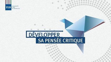 Développer sa pensée critique | TICE | Scoop.it