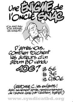 vehlmann: Rions un peu à Angoulême | Bande Dessinée | Scoop.it