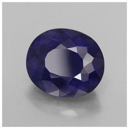 Batu Iolite Warna Violet Blue | Indonesia Today | Scoop.it