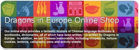 Shop Chinese Learning Materials Online | Learn Mandarin Chinese Language Online In Europe | Scoop.it